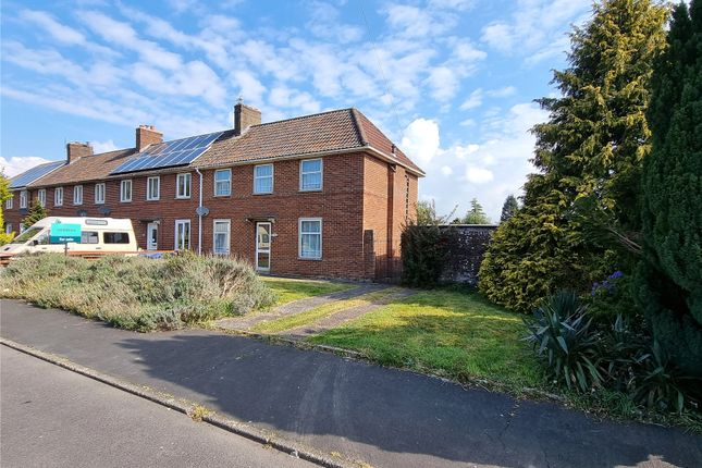 3 bed terraced house for sale in The Walronds, Tiverton EX16