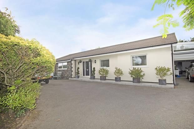 Thumbnail Detached bungalow for sale in Les Merriennes, St Martin's, Guernsey