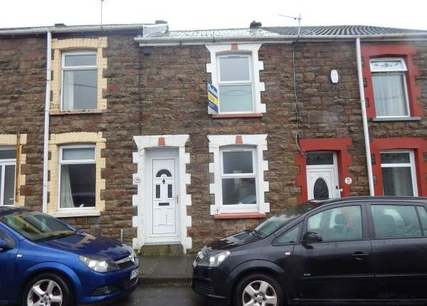 Thumbnail Terraced house to rent in 19 Park View, Waunlydd