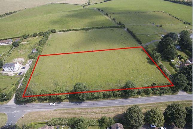Thumbnail Land for sale in Newbury Road, Lambourn