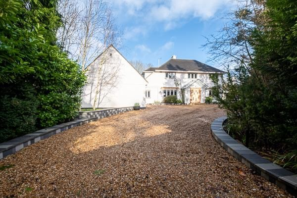 Thumbnail Detached house for sale in Greenway Lane, Charlton Kings, Cheltenham, Gloucestershire GL52.