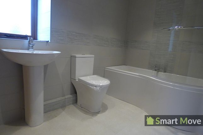 Bathroom of Seafield Barns, Gull Lane, Wisbech, Cambs. PE13