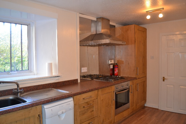 Thumbnail Flat to rent in The Cross, Dalry, North Ayrshire, 5Aw