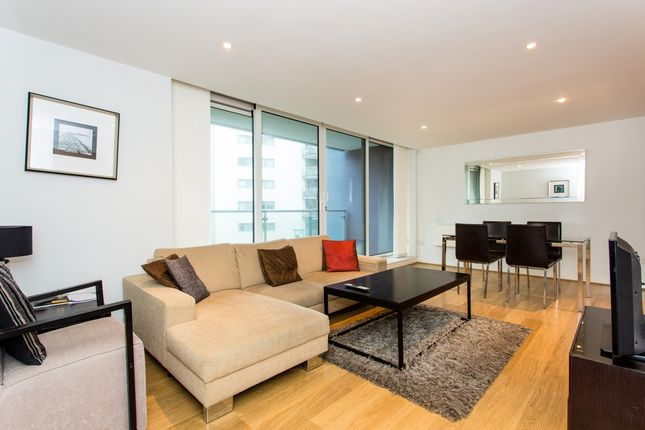 Thumbnail Flat to rent in Fathom Court, Basin Approach, Royal Docks