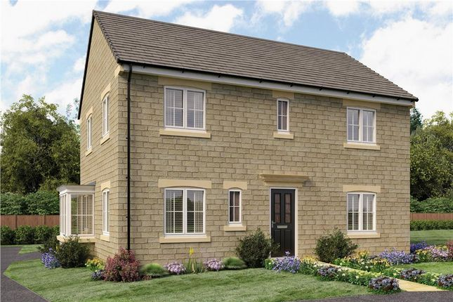 "Thumbnail Detached house for sale in ""Stevenson"" at Apperley Road, Apperley Bridge, Bradford"