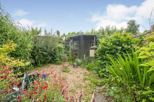 Garden of Portland Street, Sutton-In-Ashfield, Nottinghamshire, Notts NG17