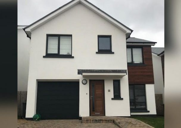 Thumbnail Detached house to rent in Cronk Cullyn, Colby, Isle Of Man