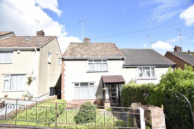 External of Almond Way, Mangotsfield, Bristol BS16