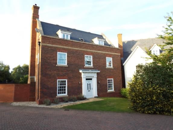 Thumbnail Property for sale in Abbeydale Close, Crewe, Cheshire