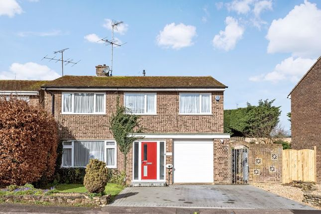 Thumbnail Detached house for sale in Ash Close, Flitwick, Bedford