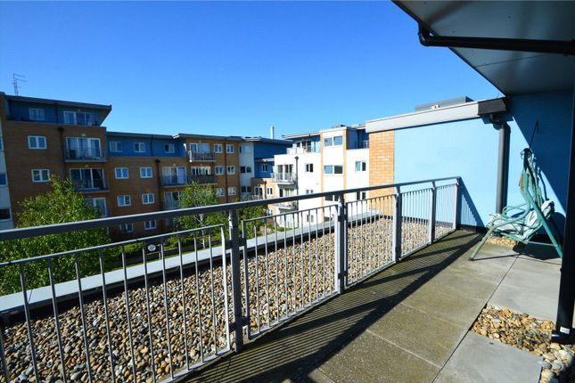 Balcony of Woodall Court, 7 Whitestone Way, Croydon CR0