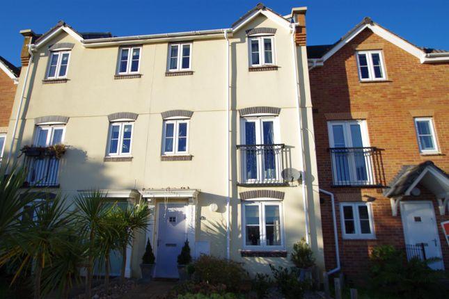 Thumbnail Terraced house for sale in Cutterburrow Lane, Braunton