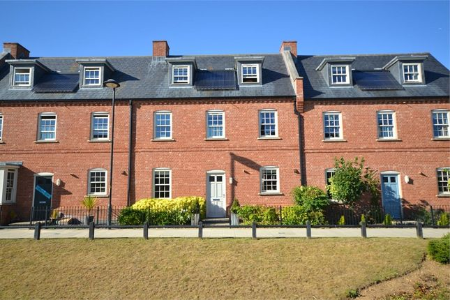 Thumbnail Terraced house for sale in Scribers Drive, Upton, Northampton