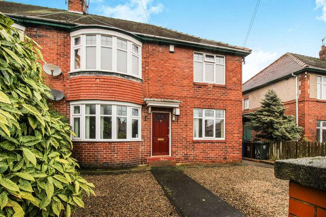 Thumbnail Flat to rent in Grange Road, Gosforth, Newcastle Upon Tyne