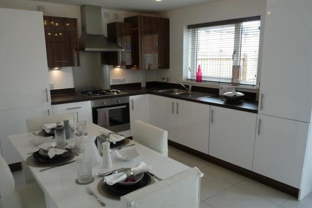 Thumbnail Town house to rent in Ross Walk, Belgrave, Leicester