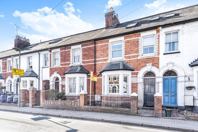 3 bed terraced house for sale in Henley On Thames, South Oxfordshire RG9