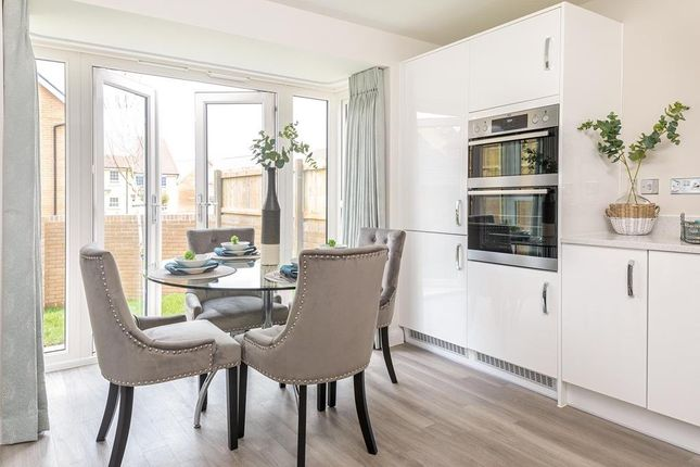 "Kitchen of ""Warwick"" at ""Warwick"" At Bearscroft Lane, London Road, Godmanchester, Huntingdon PE29"
