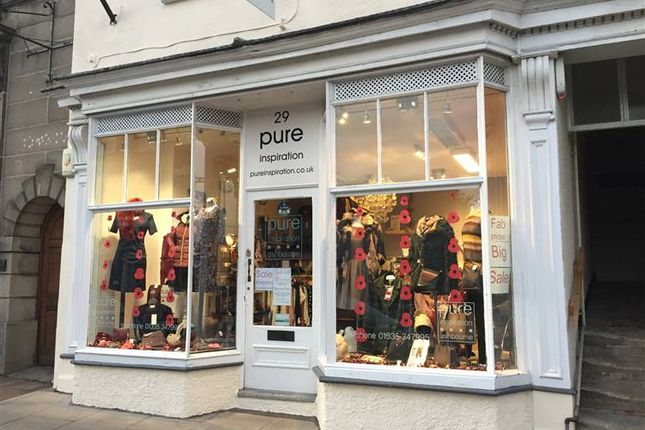Thumbnail Retail premises to let in Church Street, Ashbourne