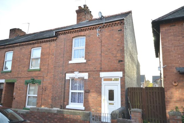 Thumbnail Terraced house to rent in Gittin Street, Oswestry