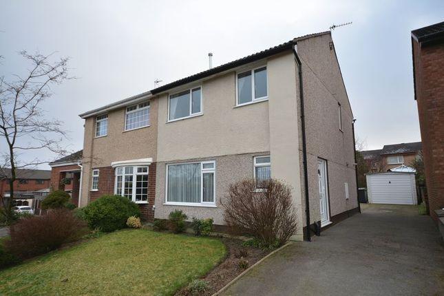 Thumbnail Semi-detached house for sale in Hawthorn Drive, Rishton, Blackburn
