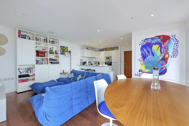 Living Area of Woodberry Grove, London N4