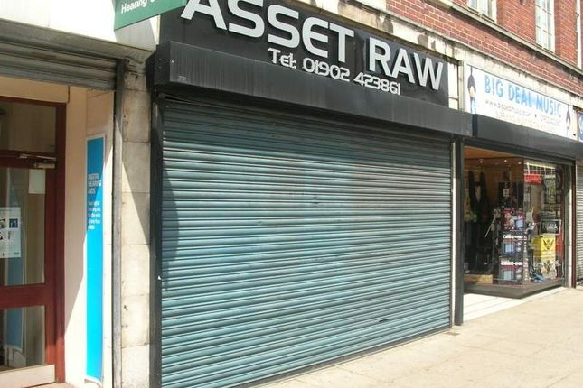 Thumbnail Retail premises to let in Salop Street Wolverhampton, West Midlands