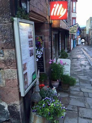 Thumbnail Restaurant/cafe for sale in High Street, Conwy