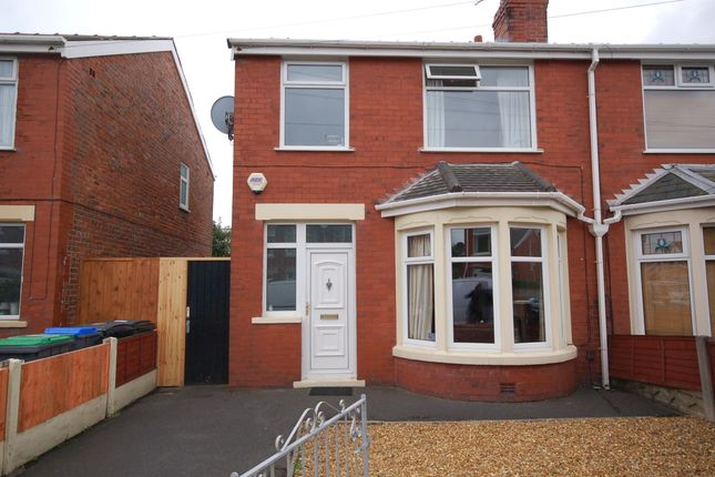 Thumbnail Semi-detached house for sale in Selby Avenue, Blackpool
