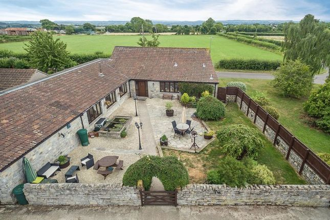 Thumbnail Detached house for sale in Mill Road, High Ham, Langport