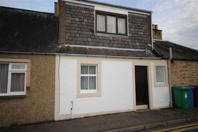 Thumbnail Cottage for sale in 21, West Park Road, Cupar, Fife