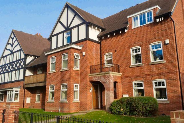 Thumbnail Town house to rent in Fairfax House, Millstone Lane, Nantwich