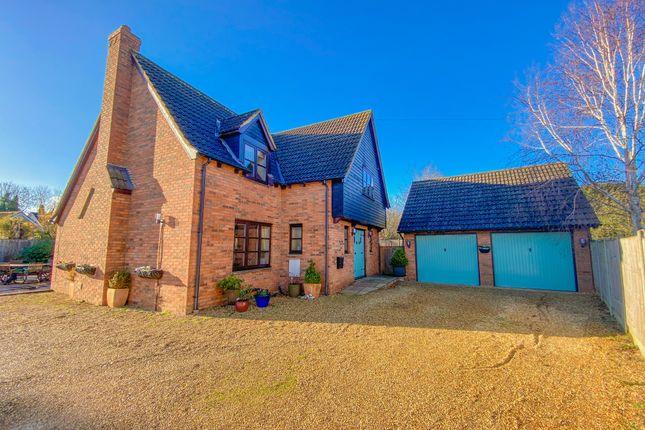 Thumbnail Detached house for sale in Ashwells Lane, Yelvertoft