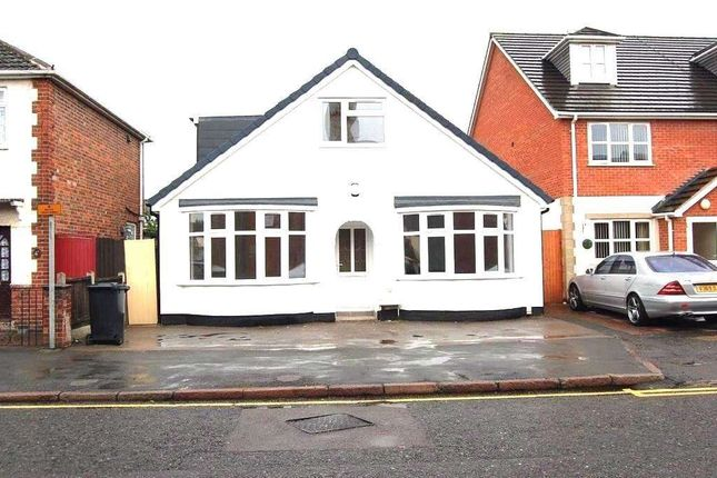 Thumbnail Bungalow to rent in St. Ives Road, Leicester