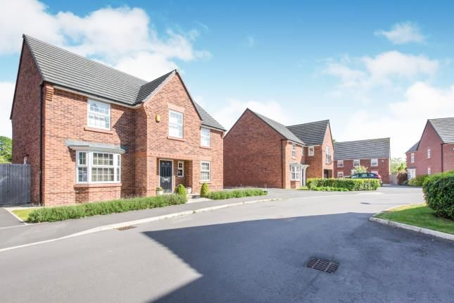 Thumbnail Detached house for sale in Buttonbush Drive, Stapeley, Nantwich, Cheshire