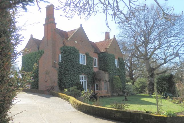 Equestrian property for sale in Rectory Lane, Ramsey