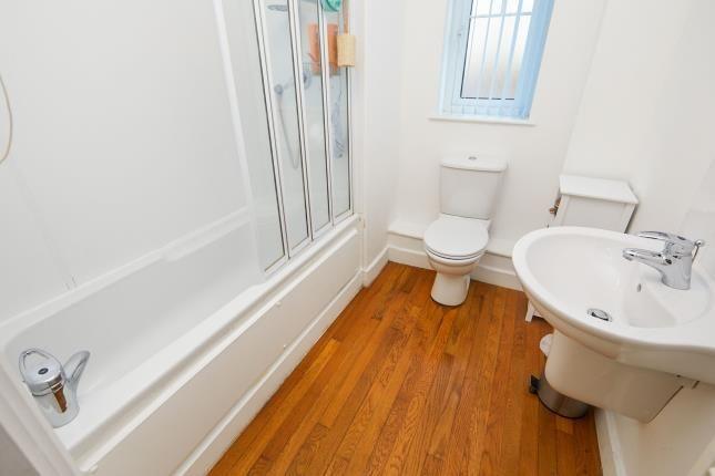 Bathroom of The Studios, School Board Lane, Chesterfield, Derbyshire S40