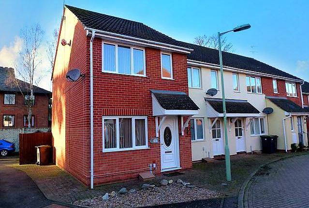 2 bed end terrace house to rent in Thurlow Court, Stowmarket IP14