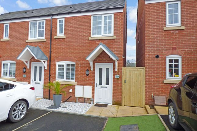 2 bed terraced house for sale in Duddy Road, Disley, Stockport SK12