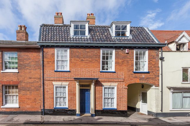 Thumbnail Terraced house for sale in Ballygate, Beccles