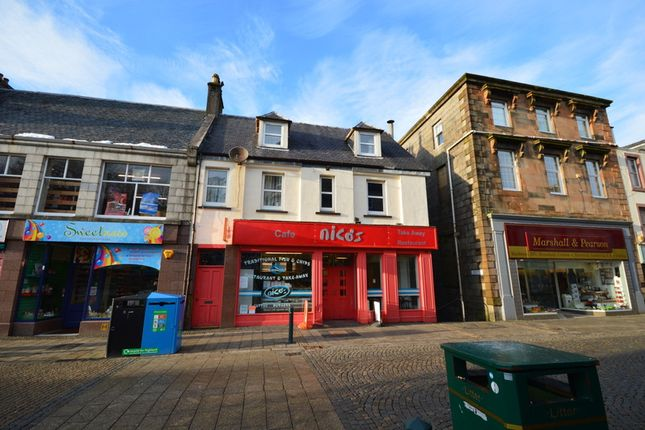 Thumbnail Restaurant/cafe for sale in High Street, Fort William