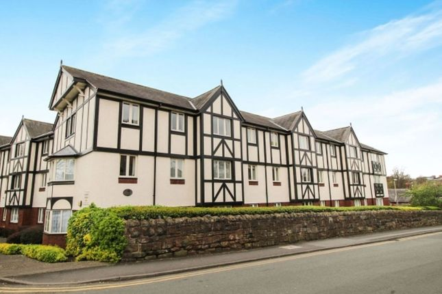 Thumbnail Flat to rent in Queens Park View, Chester