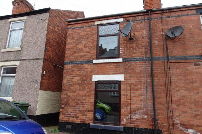 Thumbnail Semi-detached house to rent in Bolsover Street, Mansfield