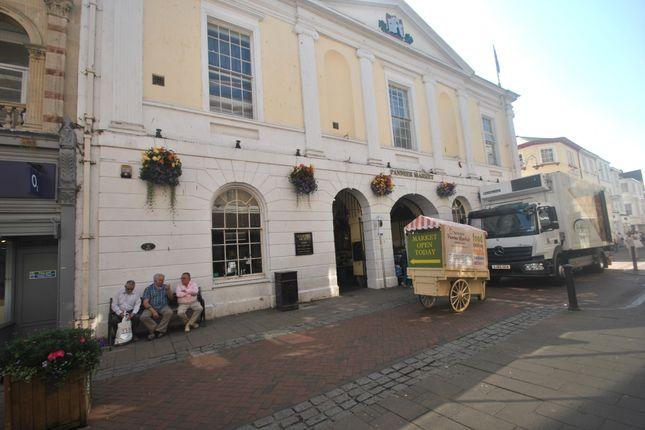 Thumbnail Restaurant/cafe to let in High Street, Barnstaple