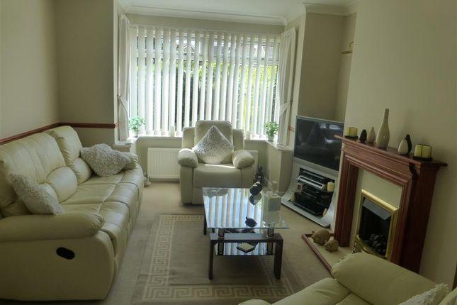 Thumbnail Semi-detached house to rent in Meadow Croft, Harrogate
