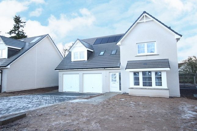 Thumbnail Detached house for sale in 10 Essich Meadows, Essich, Inverness