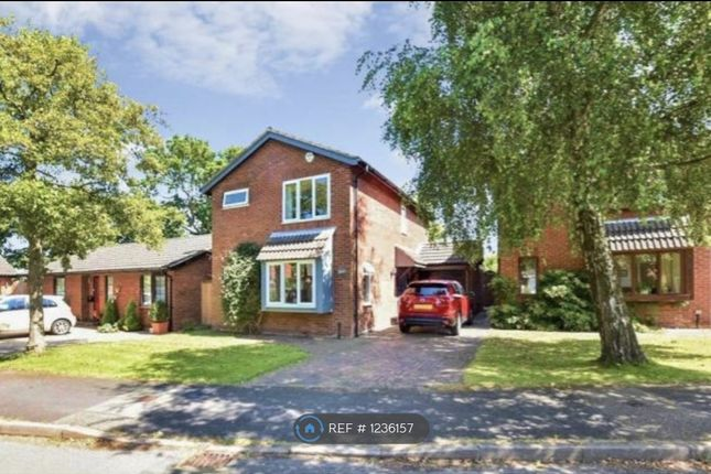 3 bed detached house to rent in Penfold Way, Dodleston, Chester CH4