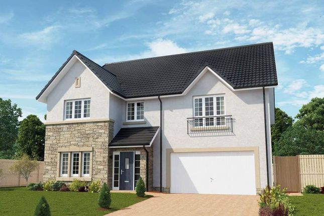 "Thumbnail Detached house for sale in ""The Lewis"" at Milngavie Road, Bearsden, Glasgow"
