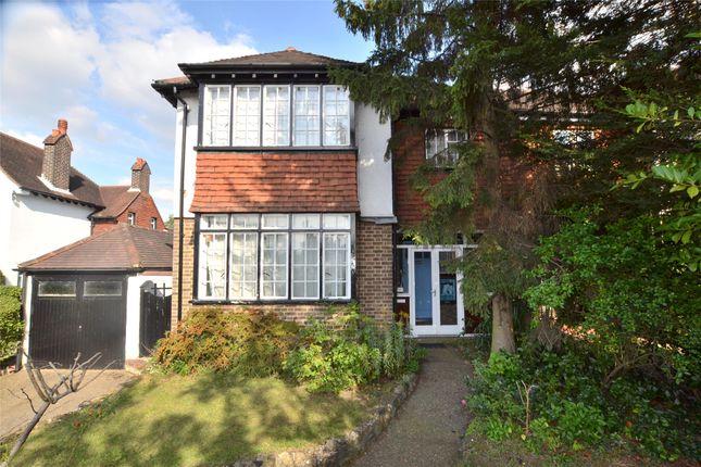 Thumbnail Semi-detached house for sale in Sandy Lane South, Wallington, Surrey