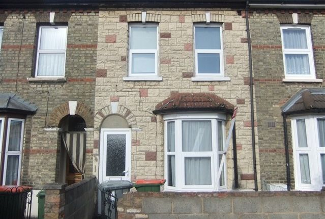 Thumbnail Flat for sale in Stracey Road, London