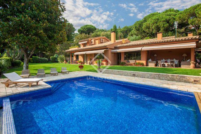 Thumbnail Villa for sale in Spain, Barcelona North Coast (Maresme), Sant Vicenç De Montalt, Mrs6566